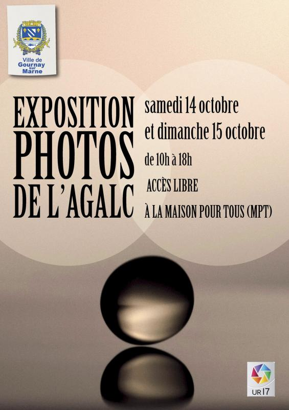 Affiche expo agalc