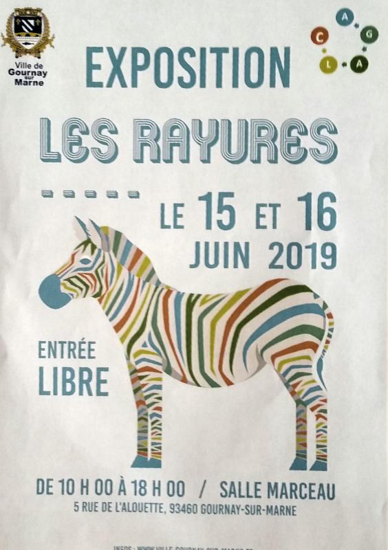 Expo les rayures